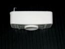 パナソニック 角型引掛シーリングキャップ ミルキーホワイト WG7001W