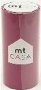 カモ井加工紙 mt CASA  ワイン 100mm×10m巻き