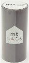 カモ井加工紙 mt CASA  灰紫(はいむらさき) 100mm×10m巻き