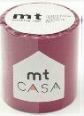 カモ井加工紙 mt CASA  ワイン 50mm×10m巻き MTCA5053