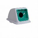 エコ分別カラーペール65 (蓋)あきびん 緑
