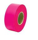 シンワ マーキングテープ 30mm×50m 蛍光ピンク