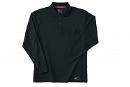 225 長袖ポロシャツ 4ブラック 5L