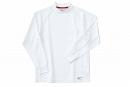 ホシ服装 226 長袖ローネック 1ホワイト 4L
