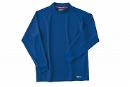 ホシ服装 226 長袖ローネック 5ロイヤルブルー 4L