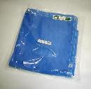 防炎メッシュシート ブルー 1.8x3.6