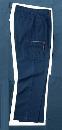 ホシ服装 651 カーゴ 6 ネイビー W76