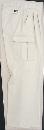 ホシ服装 #P131 73×69 チノカーゴパンツ アイボリー