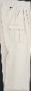 ホシ服装 #P131 76×66 チノカーゴパンツ アイボリー