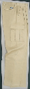 ホシ服装 #P131 105×78 チノカーゴパンツ ライトベージュ