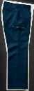 ホシ服装 851 カーゴ 6 Dネイビー W79