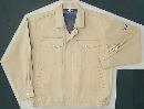 ホシ服装 #P1352 L 年間ブルゾン ライトB
