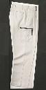 ホシ服装 651 カーゴ 1 アイボリー W100