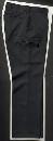ホシ服装 851 カーゴ 4 コークスグレー W85