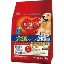 ビューティープロ 1歳から成犬用 チキン 大粒タイプ 3kg