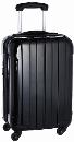 [シフレ]エスケープ スーツケース(ジッパータイプ) ブラック 【46cmのみ機内持込可能】 B5853T−46MBK