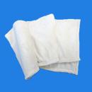 ふんわり ひざ掛け毛布 約70×100cm ベージュ(BE)