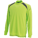 TS DESIGN 3085 スマートネックシャツ Lグリーン L