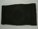 #1774 【L】 快適ラインサポーター ひざ 1枚 黒