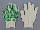 #189 綿のびのび手袋すべり止め付き