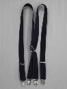 #70 紺 サスペンダーX型30mm巾 【普通サイズ】