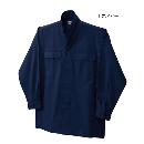 鳳皇 3700 立衿シャツ 1ネイビー 3L