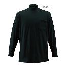 201 鳳皇長袖ハイネック 20ブラック L