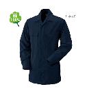 1401 鳳皇オープンシャツ 1ネイビー 3L