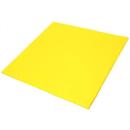 キッズブロック フロアマット イエロー 1枚 約88×88×2cm
