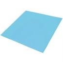 キッズブロック フロアマット ブルー 1枚 約88×88×2cm