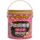 アース渦巻香 バラの香り ジャンボ 50巻 缶入