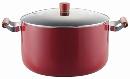 メガサイズ ふっ素IH大型鍋 32cm H2700