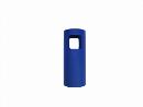 カラープラポール ソフトカバー 穴あき ブルー CP−60