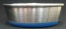 ゴム付ステンレス食器11cm犬用 GSC−110