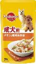 P104 成犬チキン野菜 130g