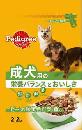 PD5 成犬ビーフ&緑黄色野菜&魚入り 2.2kg