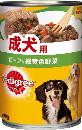 P2 成犬ビーフ野菜 400g