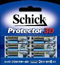 プロテクター3D替刃 8個入