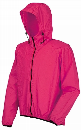 CY−001 ウインドパーカ ピンク M