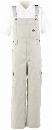 6618 T/Cサロペット アイスホワイト 3L