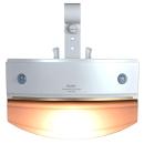 ELPA もてなしライト HLH−1204 【パールホワイト】【電球色LED】 【※電池別売】