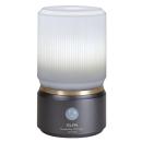 ELPA もてなしライト HLH−1201 【ダークブラウン】【白色LED】 【※電池別売】