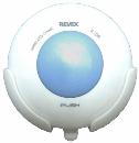 REVEX 増設用 ワイヤレス防水形大型押しボタン送信機 X10R 【※受信機別売】【※電池別売】
