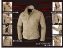 バートル 6091 ジャケット ネイビ− L