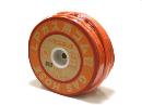 ダンロップ LPガスホース 9.5mm 50mドラム巻 3185
