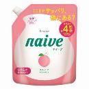 ナイーブ ボディソープ 桃の葉エキス配合 【詰替用】 1.6L