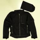 マック 2WAYメッシュジャケット ショートスリーブタイプ L ブラック