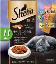 シーバ デュオ 11歳以上 香りのまぐろ味セレクション 200g/20g×10袋