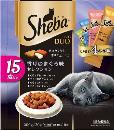 シーバデュオ 15歳以上 香りのまぐろ味セレクション 200g(20g×10)