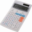 OHM 税率切替え 中型電卓 KCL−300−W